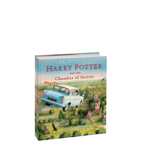 Harry Potter and The Chamber of Secrets: Illustrated Edition, ${color}