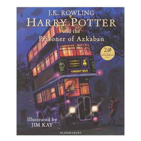 Harry Potter and the Prisoner of Azkaban: Illustrated Edition, ${color}