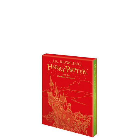Harry Potter and The Chamber of Secrets: Gift Edition, ${color}