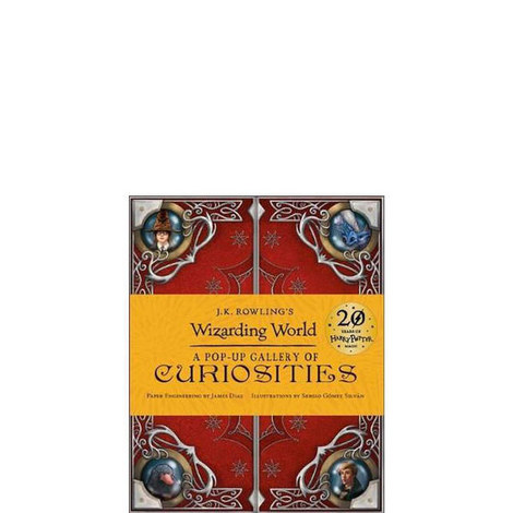Harry Potter Gallery of Curiosities, ${color}