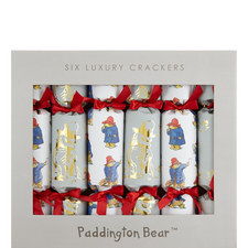 6 Paddington Bear Crackers