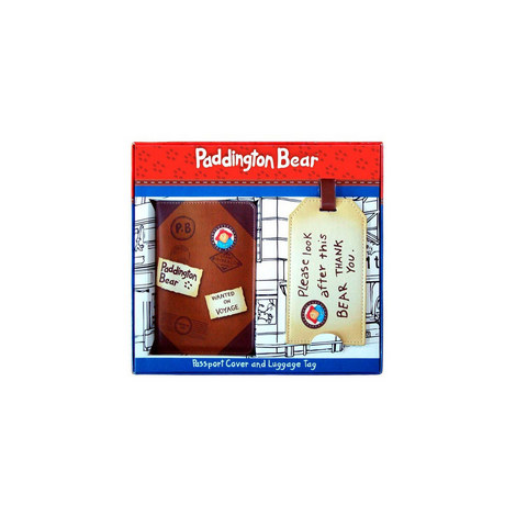 Paddington Passport Holder and Luggage Tag, ${color}