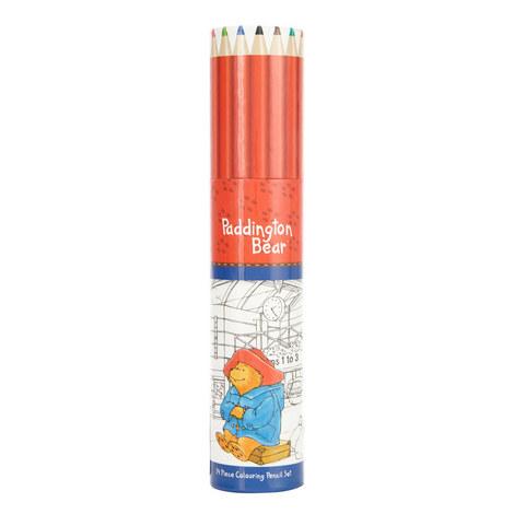 Paddington Bear Colouring Pencils, ${color}