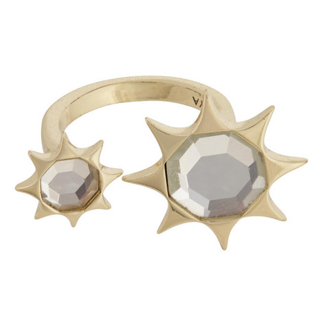 Double Mirror Ring, ${color}