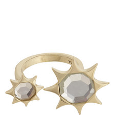 Double Mirror Ring