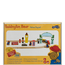 Paddington Bear Station Playset