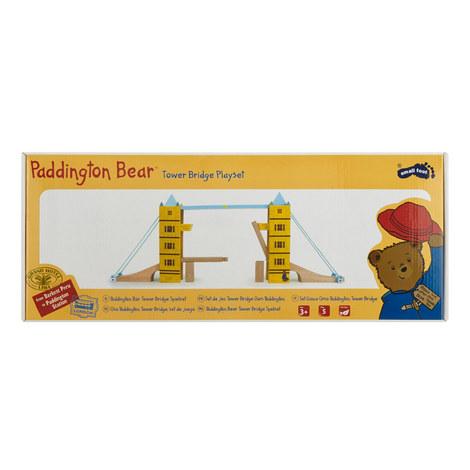 Paddington Bear Tower Bridge Playset, ${color}