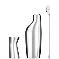 Sky Shaker, Stirring Spoon & Jigger Set
