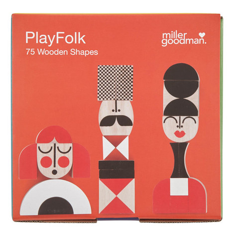 Play Folk Wooden Shapes, ${color}