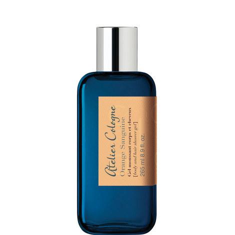 Orange Sanguine Shower Gel 265ml, ${color}