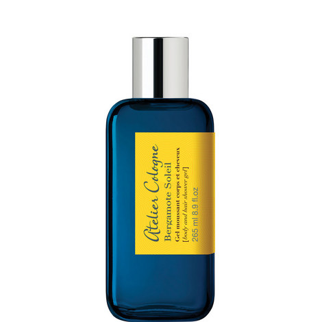 Bergamote Soleil Shower Gel 265ml, ${color}