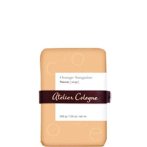 Orange Sanguine Soap, ${color}