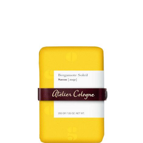 Bergamote Soleil Soap, ${color}