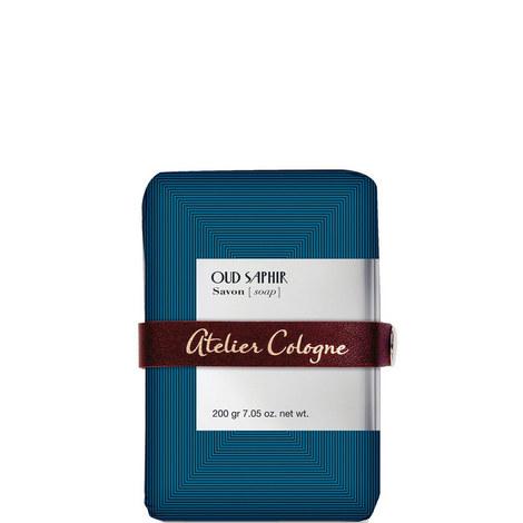 Oud Saphir Soap, ${color}