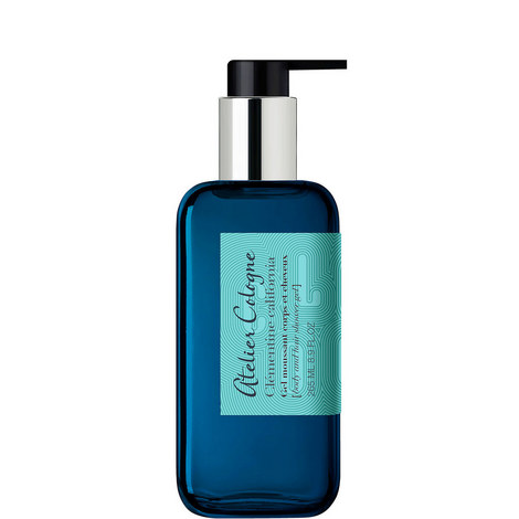 Clémentine California Shower Gel 265ml, ${color}