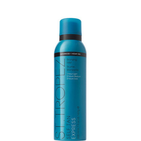 Self Tan Express Bronzing Mist 200ml, ${color}
