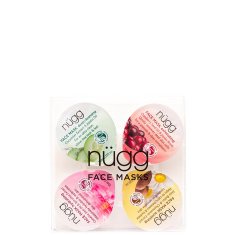 4 Day Radiance Boost: Multi-Masking Set for Dull, Tired Skin, ${color}