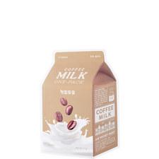 A Pieu Coffee Milk Mask