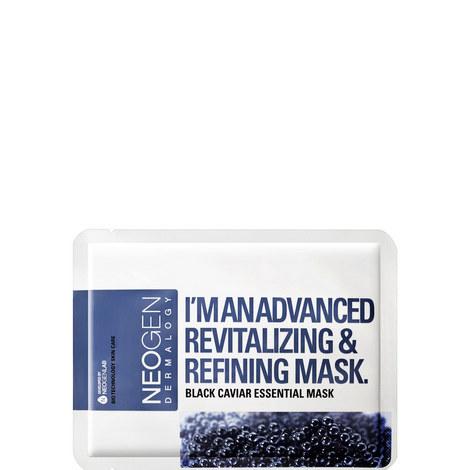 Black Caviar Essential Mask, ${color}