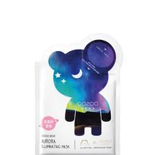 Bear Aurora Illuminating Mask
