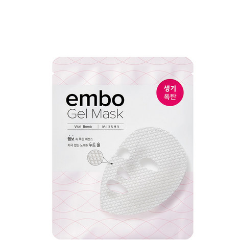 Embo Gel Mask Vital Bomb, ${color}