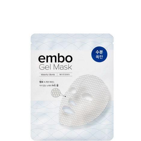 Embo Gel Mask Waterfull Bomb, ${color}