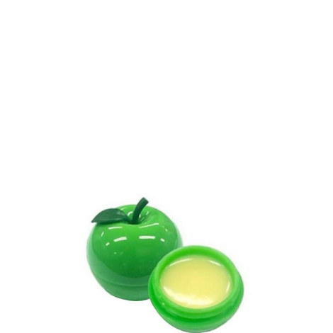 Mini Green Apple Lip Balm, ${color}