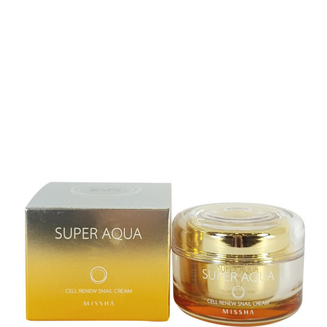 Super Aqua Cell Renew Snail Cream, ${color}