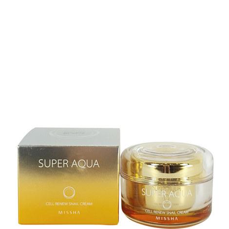 Super Aqua Cell Renew Snail Cream, ${color}