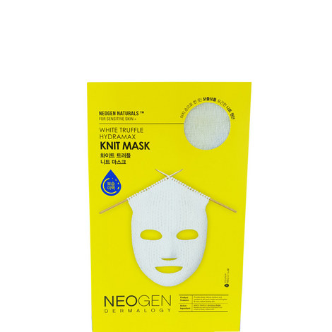 White Truffle Hydramax Knit Mask, ${color}