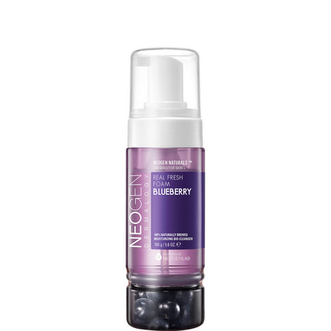 Blueberry Real Fresh Foam Cleanser, ${color}