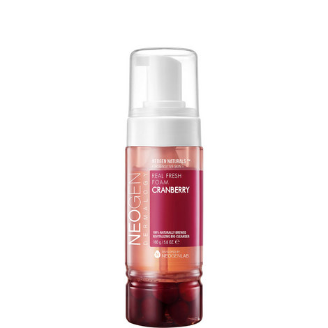 Cranberry Real Fresh Foam Cleanser, ${color}