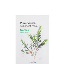 Pure Source Cell Mask Sheet TeaTree