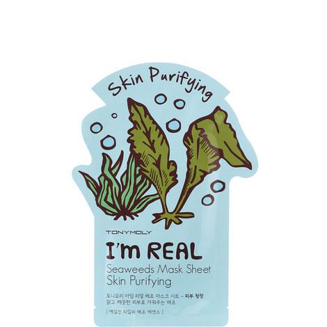 I'm Real Seaweed Mask Sheet, ${color}