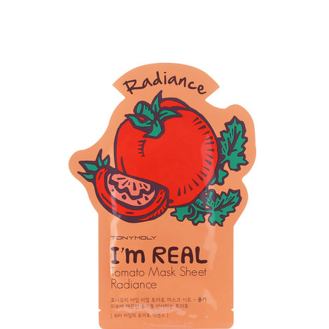 I'm Real Tomatoe Sheet Mask, ${color}