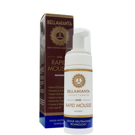 Dark Tanning Mousse, ${color}