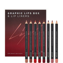 Graphic Lips Box, ${color}