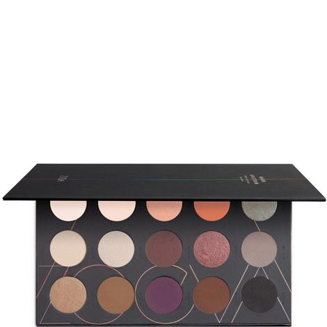 Warm Spectrum Eyeshadow Palette, ${color}