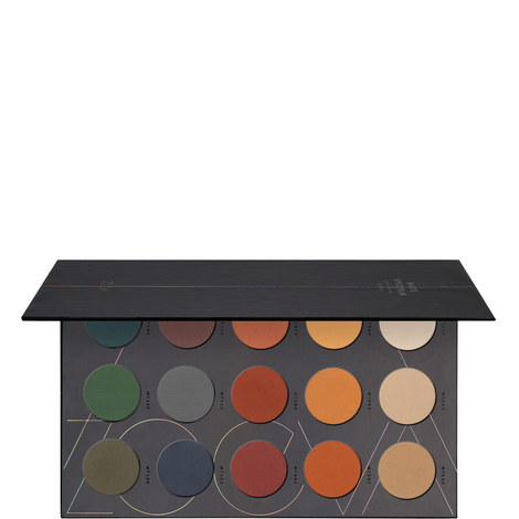 Matte Spectrum Eyeshadow Palette, ${color}