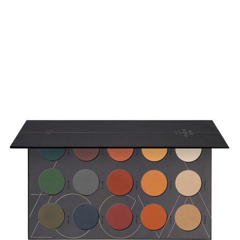 Matte Spectrum Eyeshadow Palette, ${color}