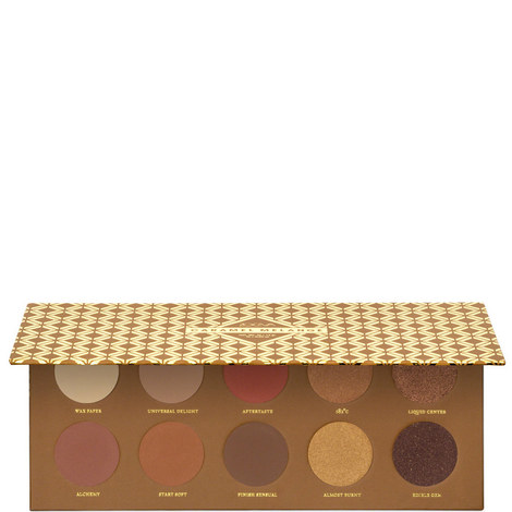 Caramel Melange Eyeshadow Palette, ${color}