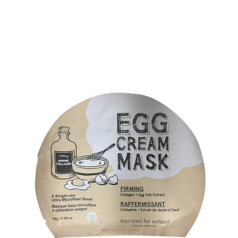Egg Cream Firming Sheet Mask, ${color}
