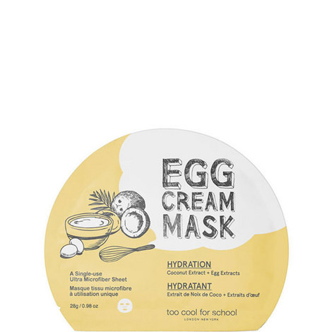 Egg Cream Hydration Sheet Mask, ${color}