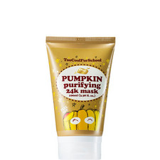 Pumpkin Purifying 24K Gold Mask