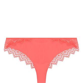 Georgia Lace Thong