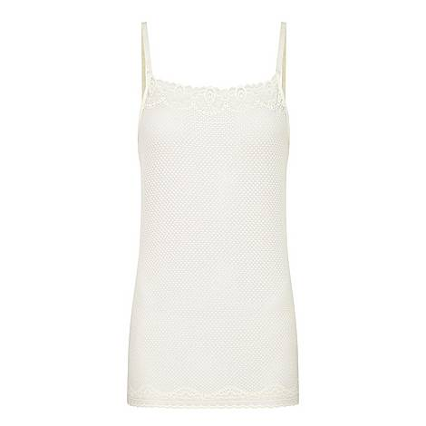 Perfect Stretch Lace Camisole, ${color}