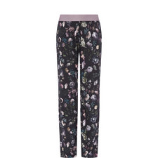 Ami Flower Pyjama Bottoms