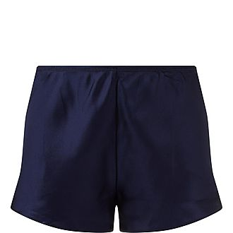 Dream Night Silk Shorts