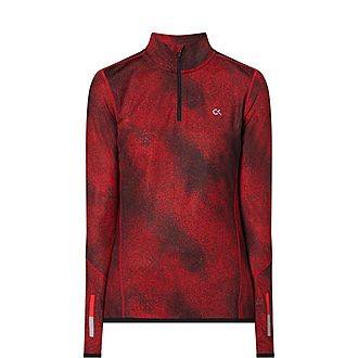 Galaxy Half-Zip Sweatshirt