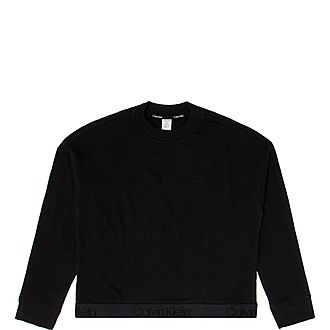 Tonal Logo Sweatshirt